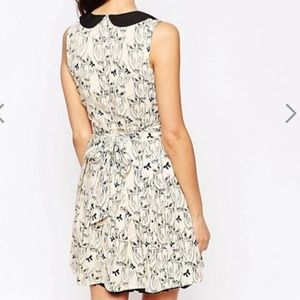 ASOS Dresses - ASOS Yumi Owl Print Dress